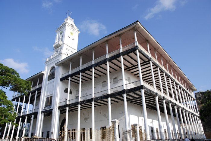House of Wonders i Stone Town