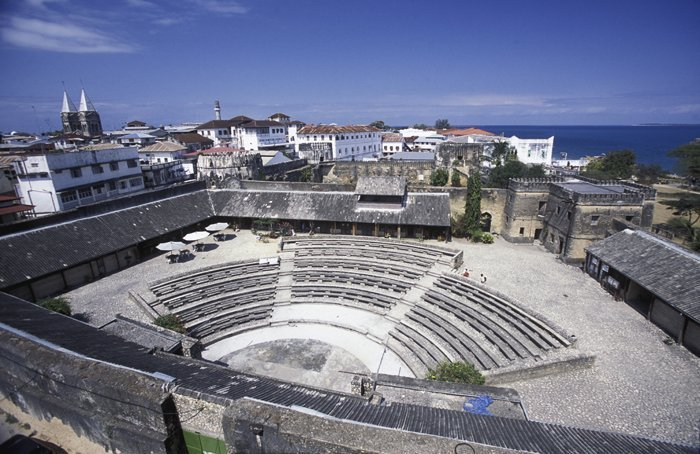 Old Fort i Stone Town