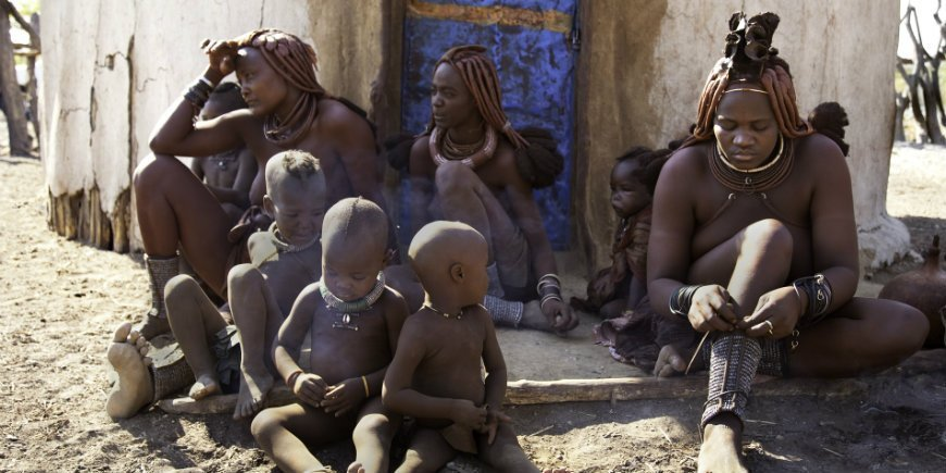 Himba-stamme
